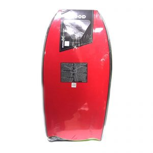 Bodyboard Flood Dynamix 41 lime-red