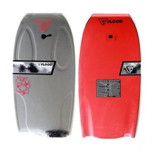 Puslentė FLOOD Bodyboard Atom 42 Grey