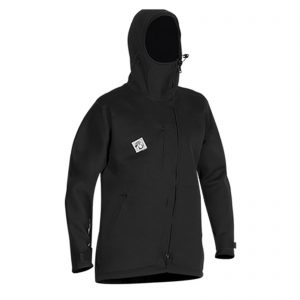 RRD Neoprene Long Jacket Black