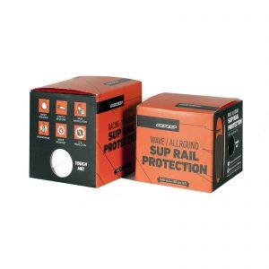 Juosta SUP lentų šonams apsaugoti RRD SUP RAIL PROTECTION
