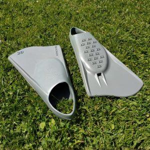 LĄSTAI BZ Surf Fins Rubbers Medium Grey 5.5-7
