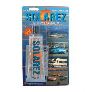 Klijai SOLAREZ Allround Polyester UV Licht Reparatur 100g